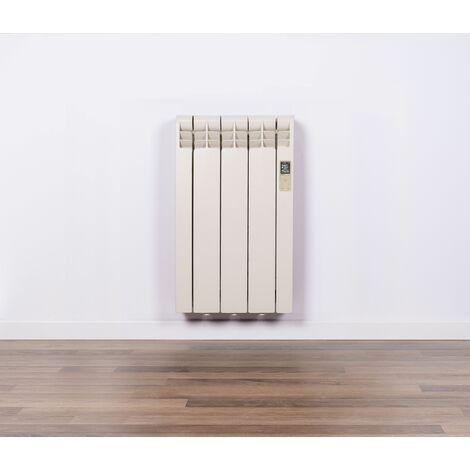 Radiador Eléctrico Rointe Serie D RAL 1013 OYSTER WHITE Texturizado