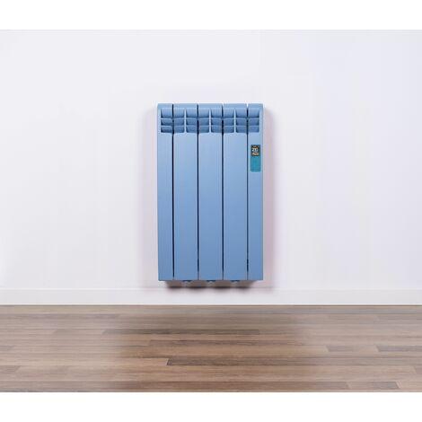 Radiador Eléctrico Rointe Serie D RAL 5024 PASTEL BLUE Texturizado