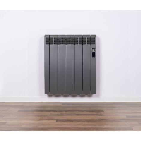 Radiador Eléctrico Rointe Serie D RAL 7010 TARPAULIN GREY Texturizado