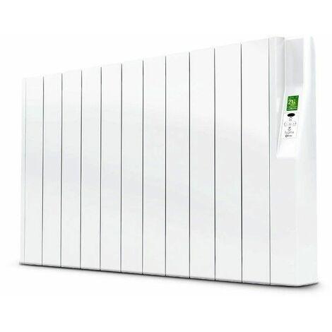 Radiador electrico Rointe serie SYGMA blanco 11 modulos 1210W