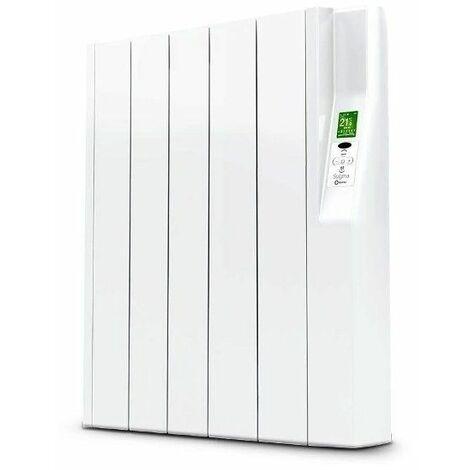 Radiador electrico Rointe serie SYGMA blanco 5 modulos 550W