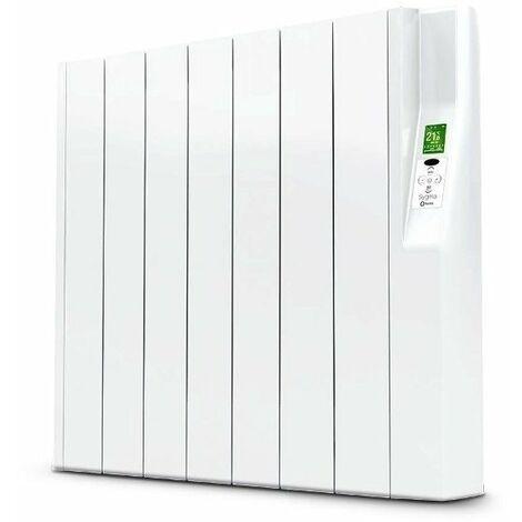 Radiador electrico Rointe serie SYGMA blanco 7 modulos 770W