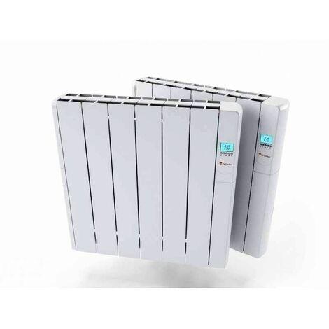Radiador Emisor termico Digital EV CONFORT 101551200 7 Modulos 1200w REA-COMPACT-D+