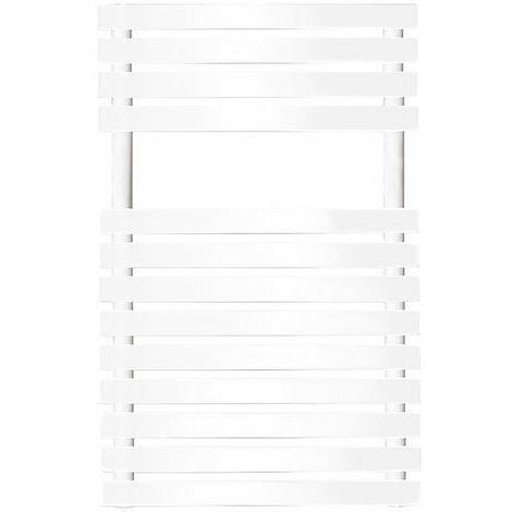 Radiador Toallero De Agua Pukita Blanco 788x500mm
