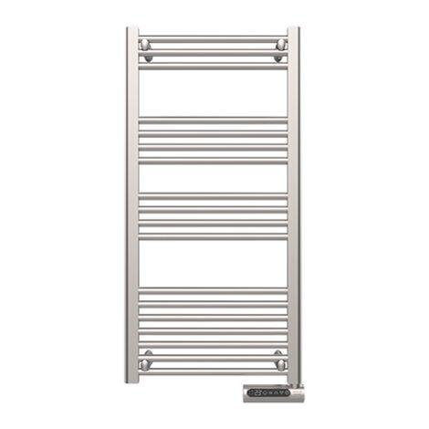"""main image of """"Radiador toallero eléctrico bajo consumo readywarm 9200 smart towel steel cecotec"""""""