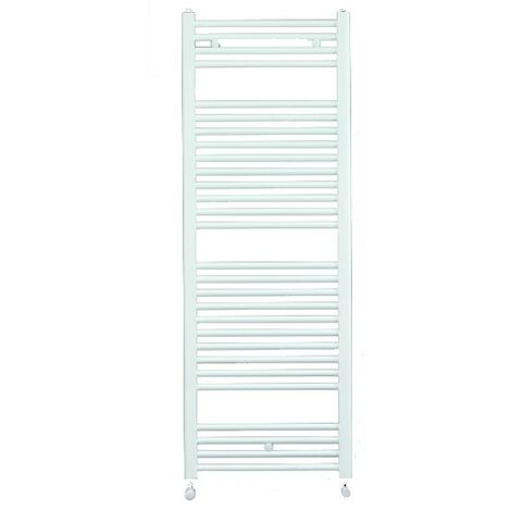 Radiador toallero Zehnder AURA blanco - ZEHNDER Medidas: 1217x500x450