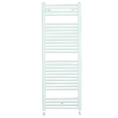 Radiador toallero Zehnder AURA blanco - ZEHNDER Medidas: 775x500x450