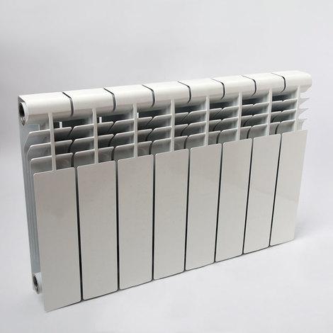Radiadores de agua caliente de aluminio