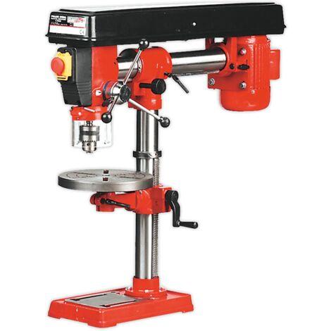 Radial Pillar Drill Bench 5-Speed 820mm Height 550W/230V