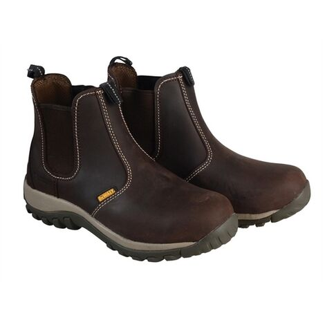 Radial Safety Boots