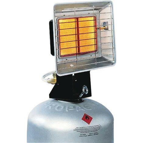 RADIANT GAZ MOBILE ORIENTABLE 2.2-4.3KW -S11041