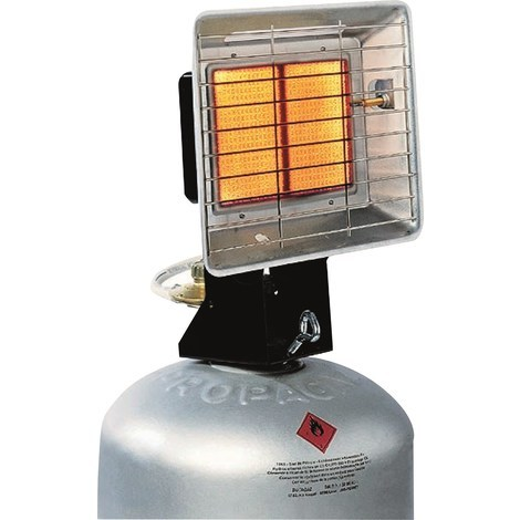 Radiant gaz orientable TOPCAR 11041