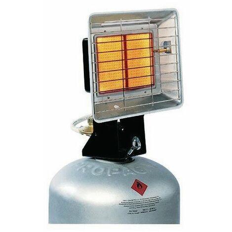 Radiant gaz pour usage intérieur