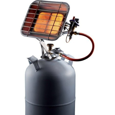 Radiant Reglermax. 4400W allumage piézo