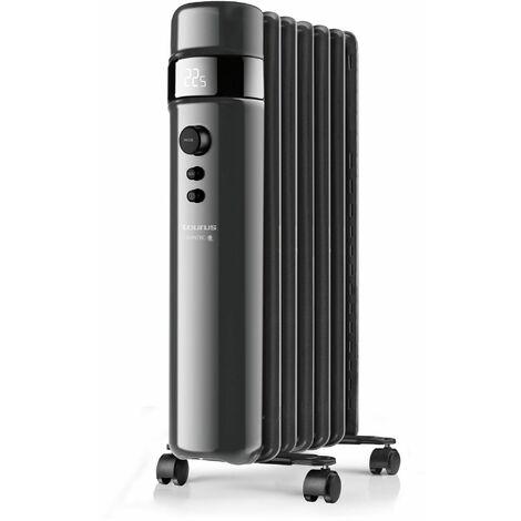 radiateur à bain d'huile 1500w noir - agadir 1500 - taurus alpatec