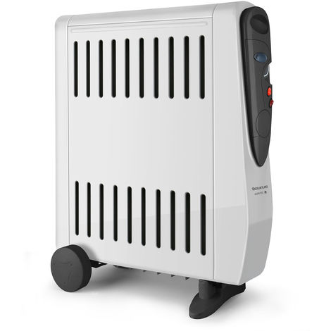 radiateur à bain d'huile 2500w avec humidificateur - tuareg 2500 - taurus alpatec