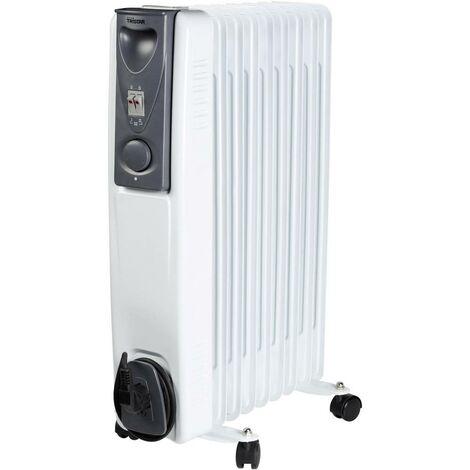 Radiateur à bain dhuile Tristar KA-5089 20 m² 800 W, 1200 W, 2000 W blanc