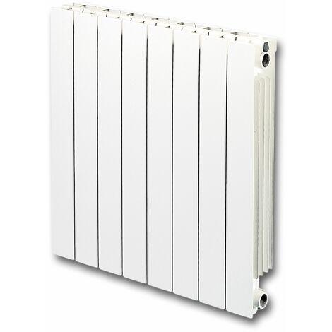 Radiateur à eau chaude en aluminium