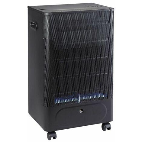 radiateur à gaz infrableu 4200w noir - 859.1600 - favex