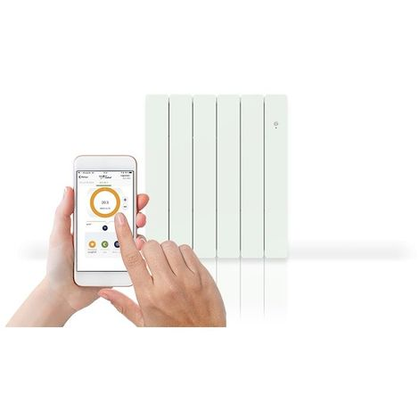 Radiateur à inertie bellagio smart ecocontrol horizontal