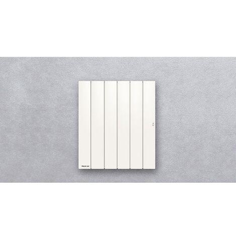 Radiateur à inertie bellagio smart ecocontrol horizontal