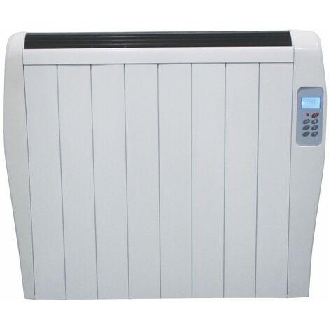 radiateur à inertie céramique 1000w - ef144 - chemin'arte
