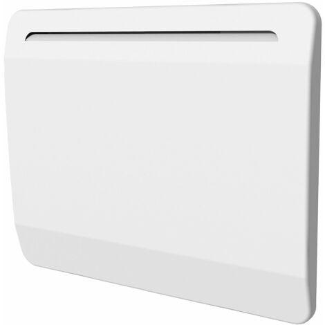 """main image of """"Radiateur à inertie céramique ROSWELL blanc acier 1000W"""""""
