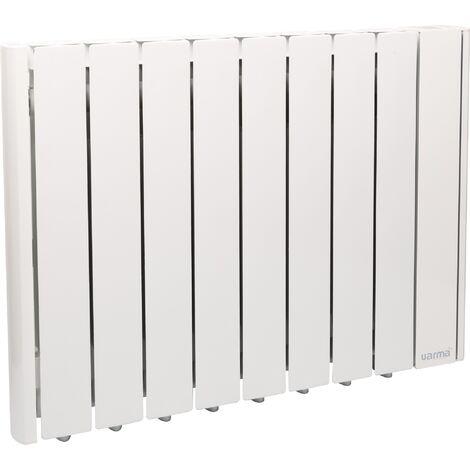 Radiateur à Inertie Fluide Caloporteur Chaleur Douce Varma 1500 W Blanc