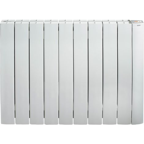 Radiateur à inertie fluide Galbéo WI-Control Supra - 1500 W - Blanc