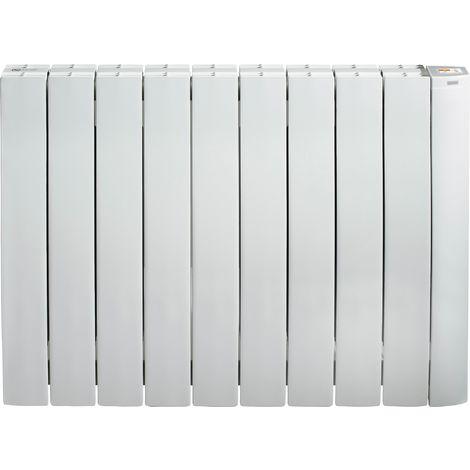 Radiateur à inertie fluide Galbéo WI-Control Supra - 2000 W - Blanc