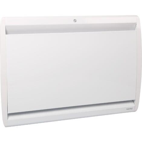 Radiateur à inertie fonte Varma - 1500 W - Blanc