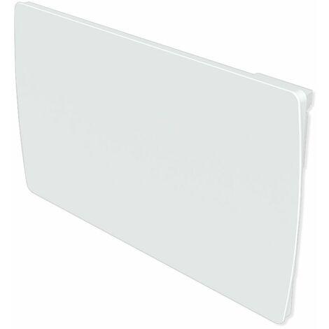 Radiateur à inertie Fonte Verre Blanc LCD - plusieurs puissances disponibles - Cayenne