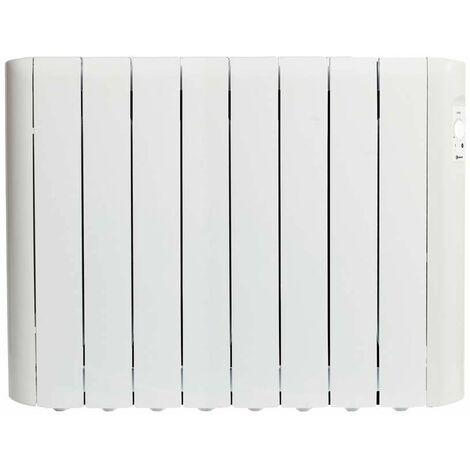 Radiateur à inertie intelligent - 75 x H. 58 cm - 1200W - 4 modes