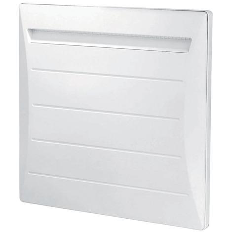 Radiateur à inertie sèche Alliage Aluminium Thermor MOZART Blanc 1000 W, 592x600mm