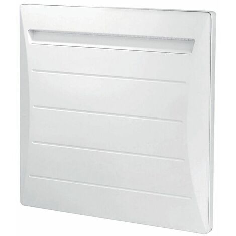 Radiateur à inertie sèche Horizontal MOZART blanc