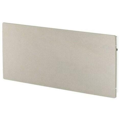 Radiateur à inertie TACTILO Horizontal Sable Blanc 1500W - Valderoma SB1500A
