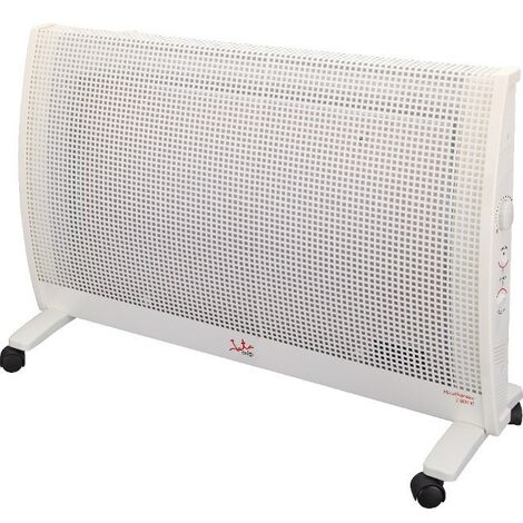 Radiateur à panneaux micathermiques jata 2000w white
