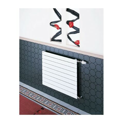 Radiateur ACOVA Fassane - horizontal simple - VLX