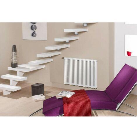 Radiateur ACOVA Kéva horizontal double - HKD/Puiss : 525,2 W- H : 600 - L : 429/Blanc/HKD-060-043