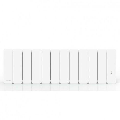 Radiateur Airelec FONTEA PLINTHE Smart ECOControl Blanc 1500W A693085