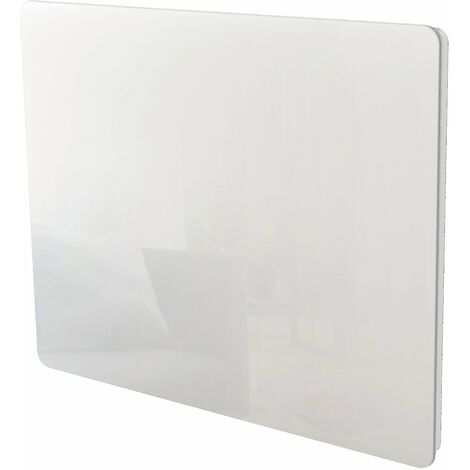 Radiateur électrique àinertie sèche bloc CERAMIQUE + facade VERRE écran LCD GLASS Norme NF - plusieurs puissances disponibles