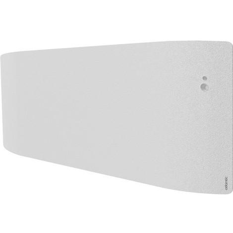 Radiateur électrique connecté Divali horizontal Blanc carat