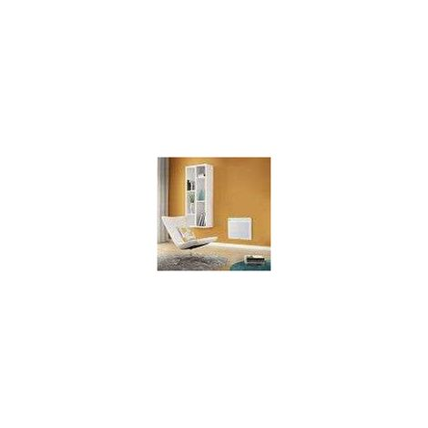 Radiateur électrique rayonnant Horizontal Alliage Aluminium AMADEUS 2 Blanc