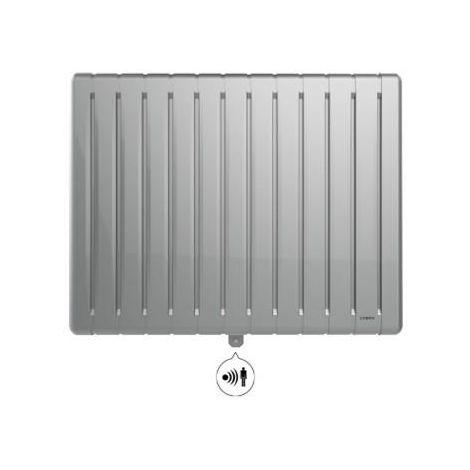 Radiateur ALTEA 3.0 Gris 1500W Horizontal CAMPA - ALTD15HGRIS