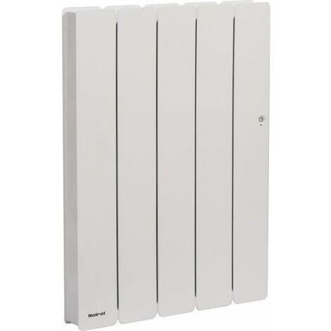 Radiateur Bellagio Smart Ecocontrol - Vertical - 1000W - Blanc - Noirot
