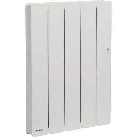 Radiateur Bellagio Smart Ecocontrol - Vertical - 2000W - Blanc - Noirot