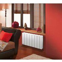 Radiateur chaleur douce à inertie bas Bellagio Smart ECOcontrol® Noirot