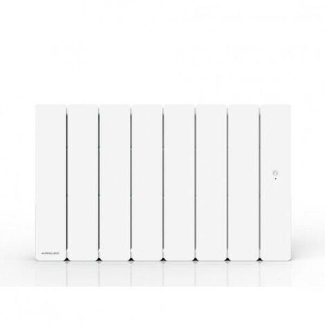 Radiateur chaleur douce à inertie bas Fontéa Smart ECOcontrol® Airelec