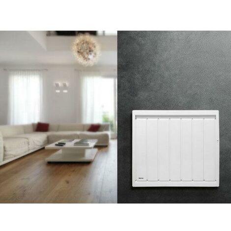 Radiateur chaleur douce à inertie horizontal - Calidou Smart ECOcontrol® - Noirot