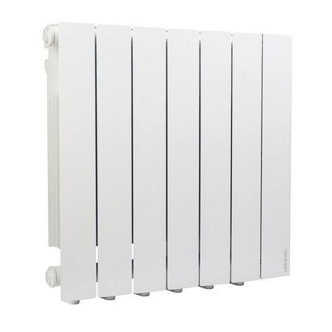 Radiateur chaleur douce Accessio Digital 2 - Horizontal - 2000W - Blanc - Atlantic